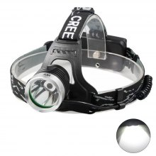 HKV CREE T6 1000 Lumens LED Super Bright HeadLight Bicycle Waterproof 3 Mode