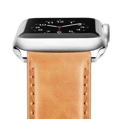 Benuo for Apple Watch 38mm Premium Genuine Leather Band