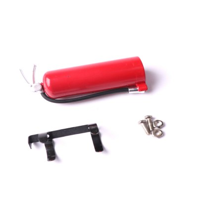 RC Crawler Car 1:10 Accessories Fire Extinguisher for Axial Wraith SCX10 90046 TAMIYA CC01 RC4WD D90 D110 RC Truck