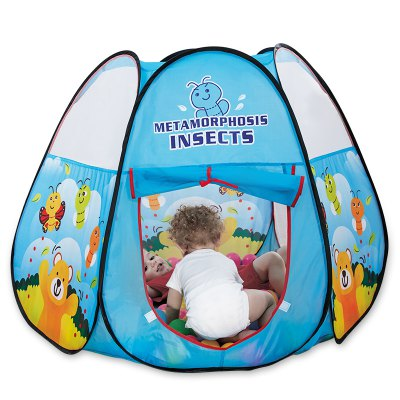 NuKied Children Cartoon Honeybee Pattern Tents