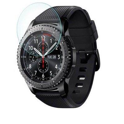 Tempered Glass Screen Protector for Samsung Gear S3 Frontier/Classic Smart Watch