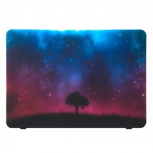 For Macbook Air 13 Inch Case Smooth Hard Shell Slim Protective Case Rubberized Bottom Cover