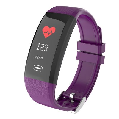Z4 Smart Bracelet IP67 Color Screen Heart Rate Blood Pressure Oxygen Monitor OLED Bluetooth Sport Pedometer Wrist band