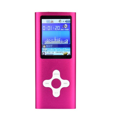 1.8-Inch Screen MP4 Music Player