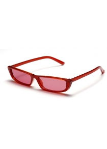 European and American Sunglasses Street Patted the Eyeglasses Net Red Sail Small White Money Small Square Sunglasses