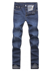 Men's Casual Straight Jeans