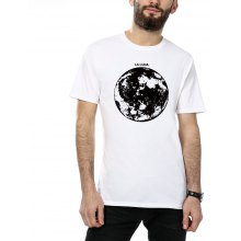 2018 New Cotton Earth Print Men'S T-Shirts