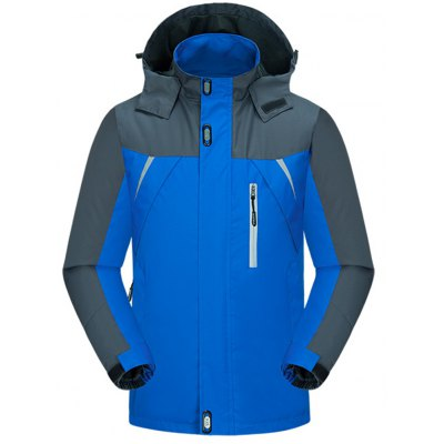Men Ski-Wear Outdoor Weatherproof Sport Coat