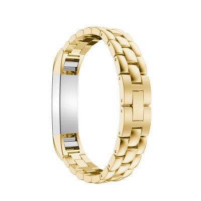 High Quality Genuine Stainless Steel Watch Band Excellent Wrist Strap For Fitbit Alta stater Watch Accessories