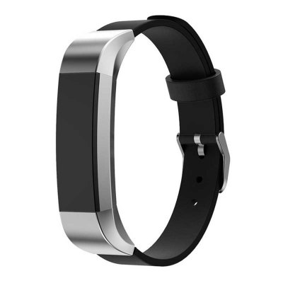 Luxury Genuine Leather Classic Wrist Band Watch Strap For Fitbit Alta HR Heart Rate Fitness Watchbands Bracelet