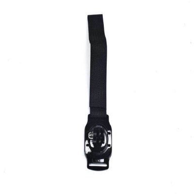 TZ Wrist Strap - For GoPro Hero Session 6, 5, 4, Black / Silver