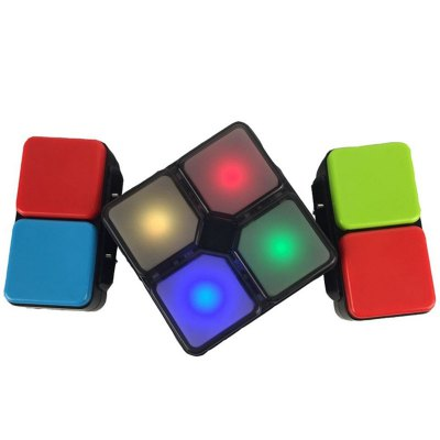 Music Variety Magic Cube Infinity Toy Spinner Electronics DIY