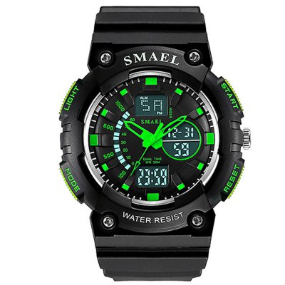 SMAEL SL1539 Fashion Multi-function Waterproof LED Studen Watch Outdoor Sport