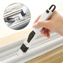 Multipurpose Window Cleaner Groove Cleaning Brush Household Keyboard Home Kitchen Folding Brush Tool