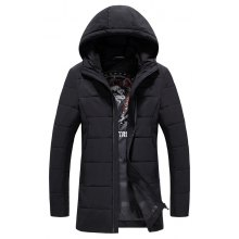 2018 Men's Fashion Trend Zipper Cotton Clothing