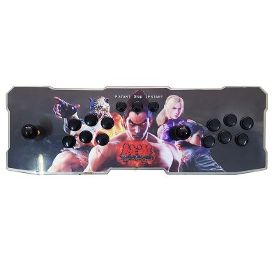 1220 Video Games Arcade Console Machine Double Joystick Pandora's Box mccxx VGA HDMI1