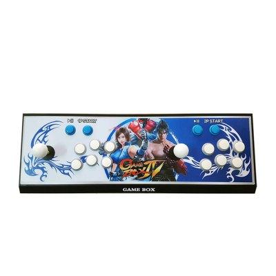 986 Video Games Arcade Console Machine Double Joystick Pandora's Box 5s VGA HDMI 10
