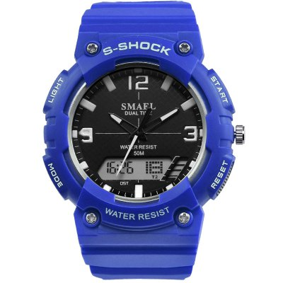 SMAEL 1539C Fahsion Multi-function Waterproof Sport Electronic Watch for Students