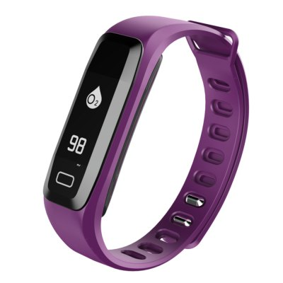 Star 26 Fitness stater - 0.86 inch Colour OLED Touch Screen - Blood Pressure and Oxygen Heart Rate Monitors
