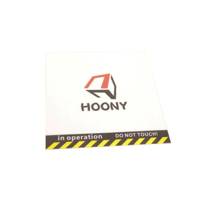 HOONY- Resistance High Temperature, UV Printing Platform Film