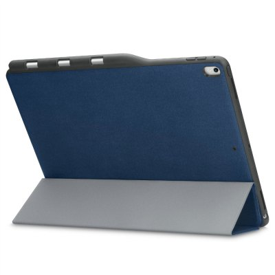 iVAPO for iPad Pro 12.9 inch Case PU Leather Slim Flip Folio Case with Pencil Holder/Stand Auto Sleep/Wake Function