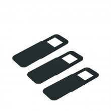 T10 3pcs Ultra Thin Webcam Durable Slider Laptop Camera Cover for Privacy