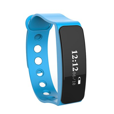Bluetooth V5 Sleep Sports stater Waterproof Remote Wristband Smart Wrist Bracelet Band Pedometer for IOS Android