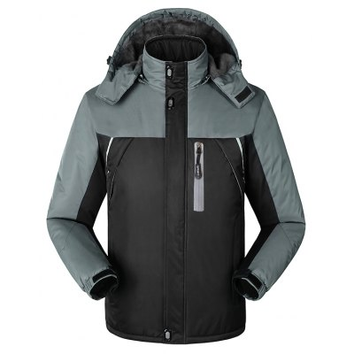 Slim Fashion Windproof Warm Outdoor Jacket