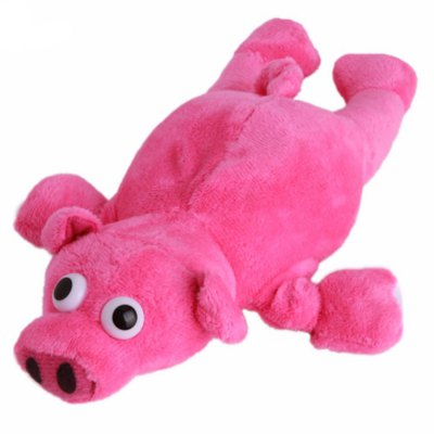 New products gadgets Funny Paw Toys Lovely Novelty Flying Pig Screaming Slingshot Plush Kids Gift