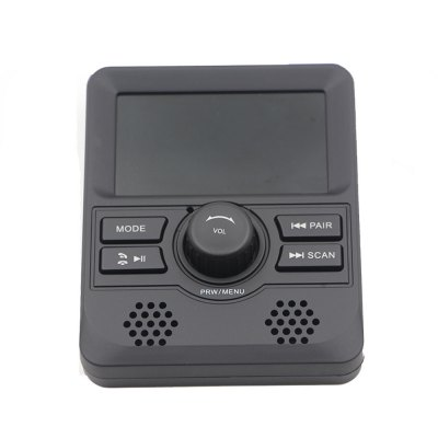 High Quality 3 LCD DAB+ Car Radio Adapter with FM Transmitter and Bluetooth Handsfree Call Pick-up