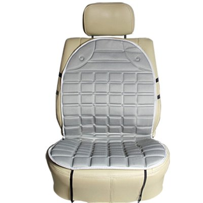Car Heated Seat Cushion Cover Seat Heater Warmer Winter Household Outdoor