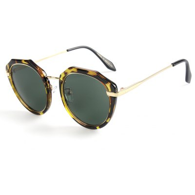 TOMYE 55933 Fashion Candy Color Polarized Sunglasses for Women