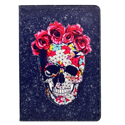 Tablet PC Leather Cover 2018 Version for iPad Por 9.7 Sleep Waterproof Triple Color Shell