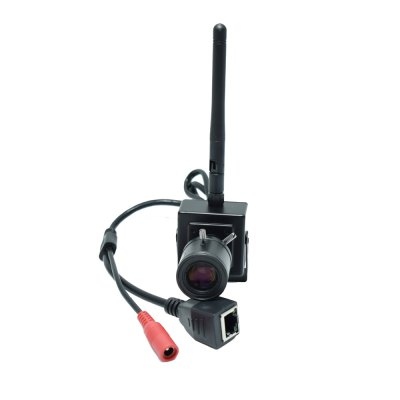720P ONVIF 9-22MM Manual Varifocal Zoom Lens HD Mini Wifi IP Wireless Camera P2P Plug And Play Support for Android IPhone