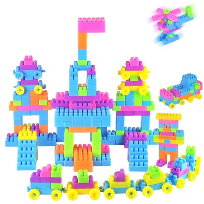 Creative Building Blocks Early Education Toy for Kids 302 Pieces