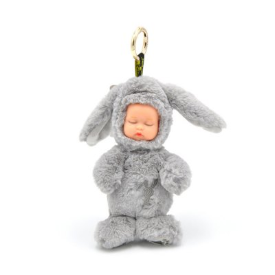 New products gadgets Long-haired Rabbit Stuffed with Plush Toys