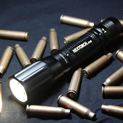 NEXTORCH PA5 360 Degrees Rotate Focus Adjustable USB Rechargeable Flashlight