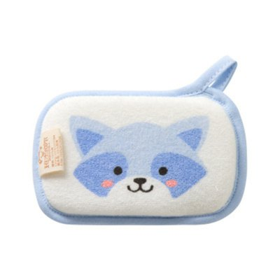 Cute Cartoon Baby Bath Sponge For The Soul Super Soft Bathing Towel Cotton Infant Skin Care Bath
