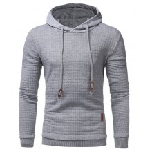 2018 Fashion Popular Slim Long-Sleeved Hoodie