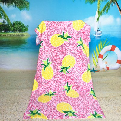 Printed Cotton Beach Towels