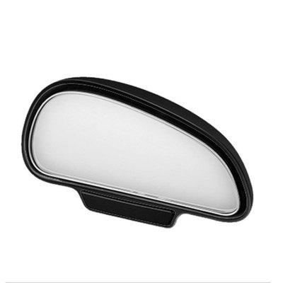 Car Rearview Auxiliary Mirror Auto Coach Reversing Lens Blind Spot Glass