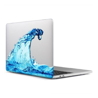 Computer Shell Laptop Case Keyboard Film for MacBook Pro 13.3 inch 3D Wallpaper Series 1