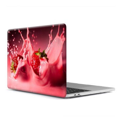 Computer Shell Laptop Case Keyboard Film for MacBook Pro 13.3 inch 3D Wallpaper Series 2