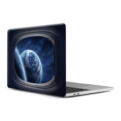 Computer Shell Laptop Case Keyboard Film for MacBook Pro 13.3 inch 3D Wallpaper Series 5