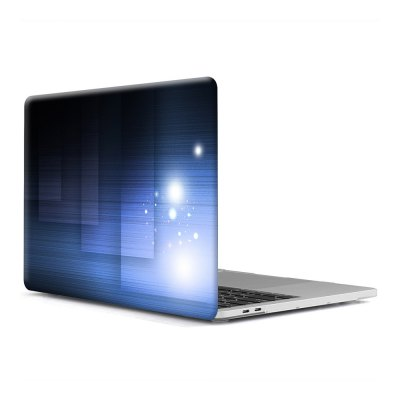 Computer Shell Laptop Case Keyboard Film for MacBook Pro 13.3 inch 3D Wallpaper Series 8