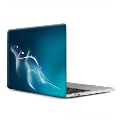 Computer Shell Laptop Case Keyboard Film for MacBook Pro 13.3 inch 3D Wallpaper Series 10