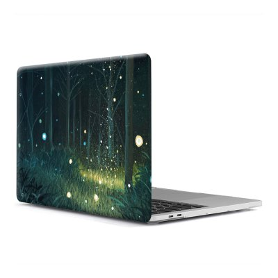 Computer Shell Laptop Case Keyboard Film for MacBook Pro 13.3 inch 3D Wallpaper Series 11
