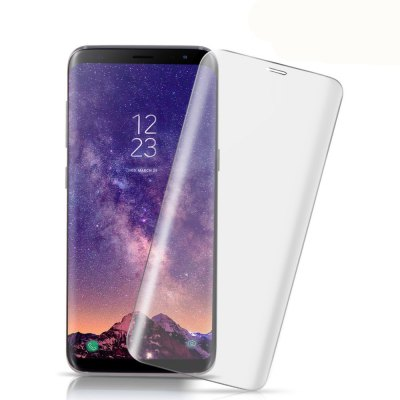 2PCS Screen Protector for Samsung Galaxy S8 HD Full Coverage High Clear Premium Tempered Glass