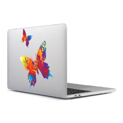 Computer Shell Laptop Case Keyboard Film for MacBook Air 11.6 inch 3D Butterfly Wings 28