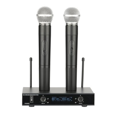 L-808 One Tow Two Wireless Microphones